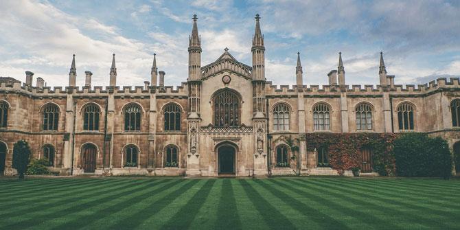 海外の大学は理想的?