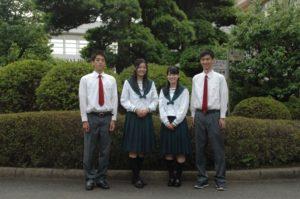 成田国際 制服