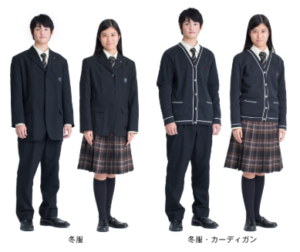 八王子高校 制服