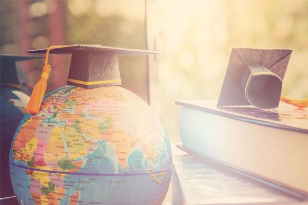 留学先を検討する