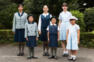 聖心女子 制服