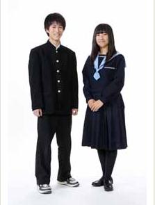 泉陽高校 冬制服