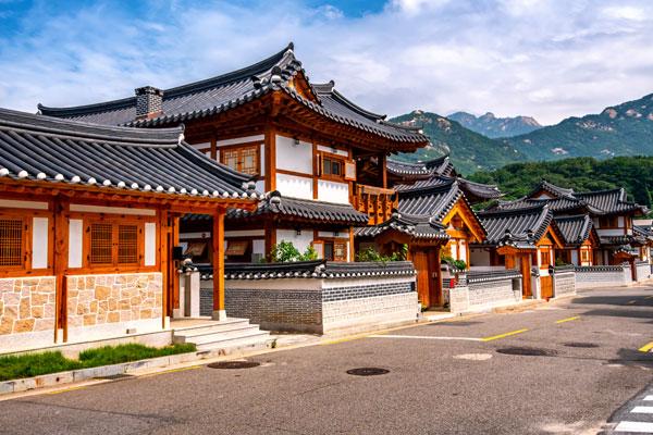 留学先韓国の観光地