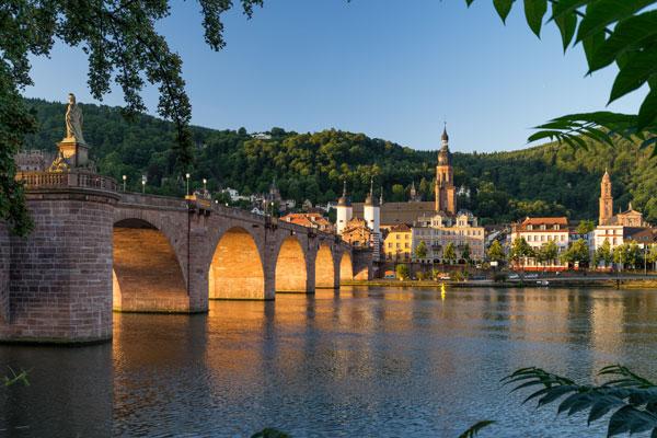 留学先ドイツの風景