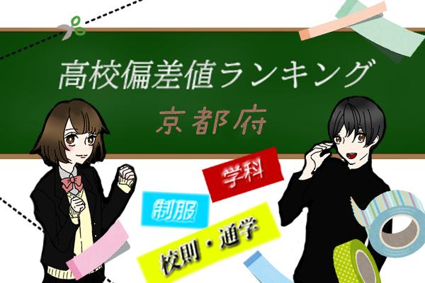 倍率 京都 私立 2021 高校